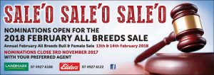 February All Breeds 2018